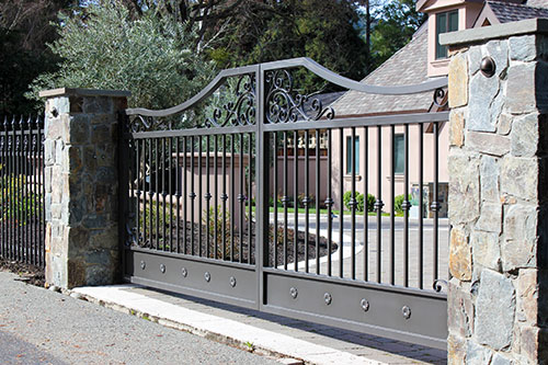Wrought Iron - Iron Gate, Handrail, Pedestrian Gate | Walnut Creek